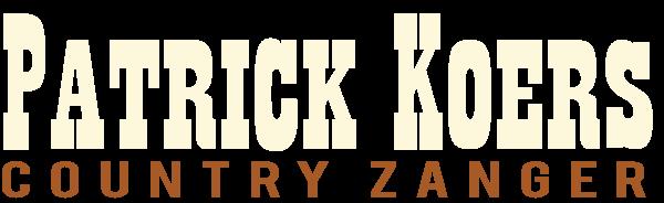 Countryzanger Patrick Koers